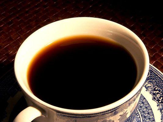 قهوه شیرین شده ننوشید