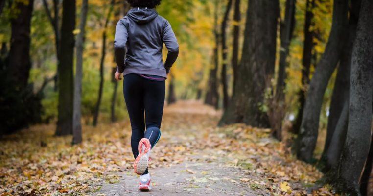 دویدن در صبح