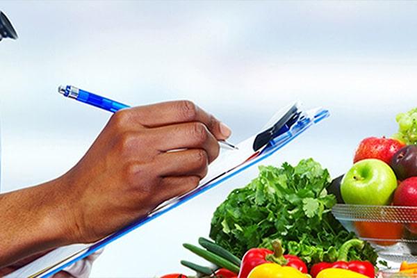 برنامه رژیم غذایی برای افراد چاق