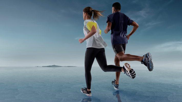 چگونه هنگام دویدن خسته نشویم