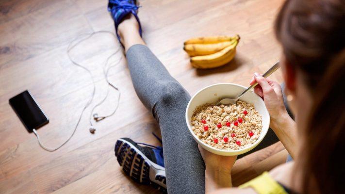 برای کاهش وزن ورزش کنید