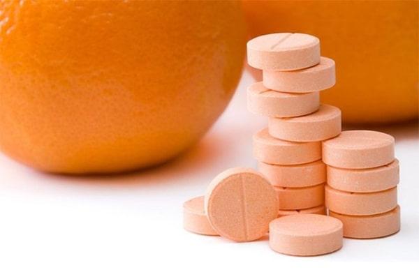 مزایا لاغری با ویتامین سی