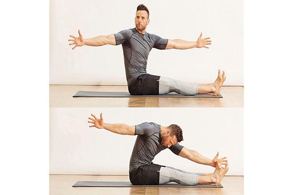 تغییر شکل بدن در پیلاتس و کاهش وزن