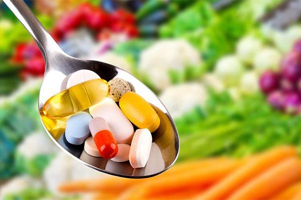 لاغری با انواع ویتامین ها چگونه است