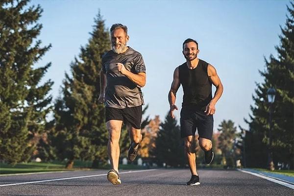 برنامه تمرینی دویدن برای کاهش وزن