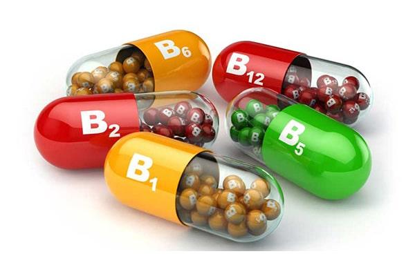 لاغری با ویتامین ب و انواع آن