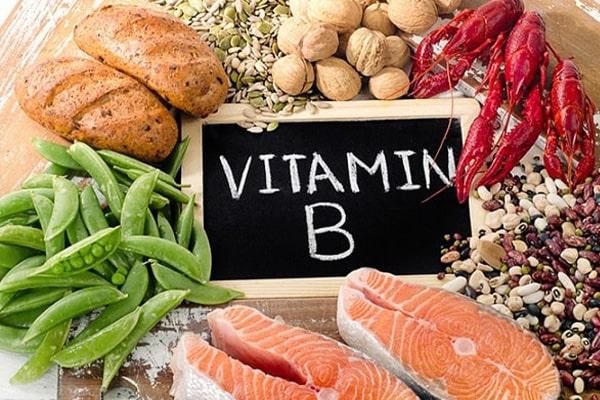 لاغری با انواع ویتامین بی