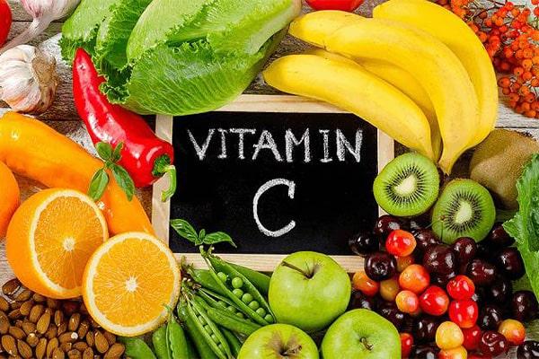 لاغری با انواع ویتامین سی