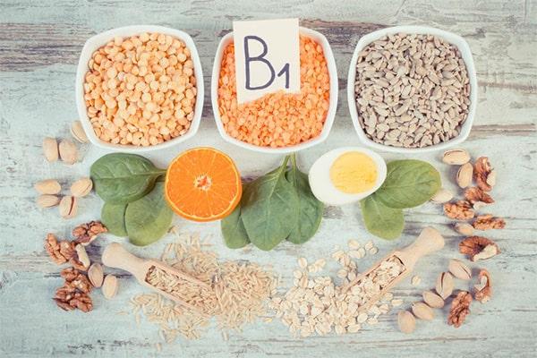 لاغری با ویتامین ب ومنابع ویتامین ب۱