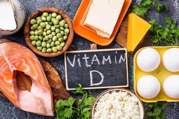 لاغری با ویتامین دی