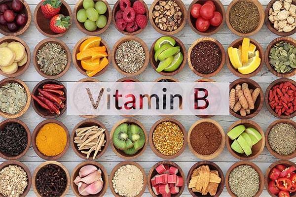 لاغری با ویتامین ب