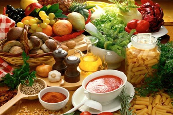 وعده های غذایی کامل در رژیم افزایش وزن