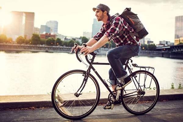 دوچرخه سواری از بهترین ورزش برای لاغری