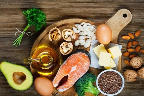 مصرف غذاهای سالم در رژیم افزایش وزن