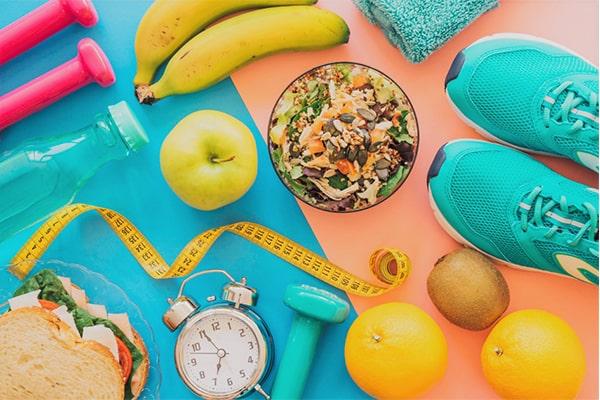 غذا خوردن بعد از ورزش در رژیم افزایش وزن