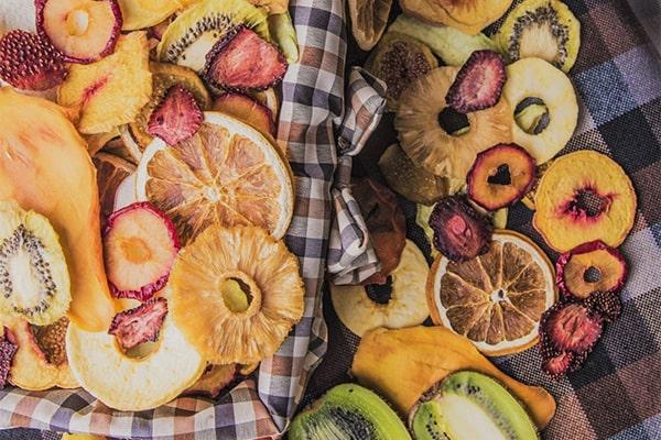 رژیم چاقی صورت با استفاده کردن میوه های خشک
