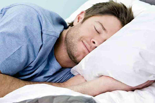 رژیم لاغری صورت با خواب کافی