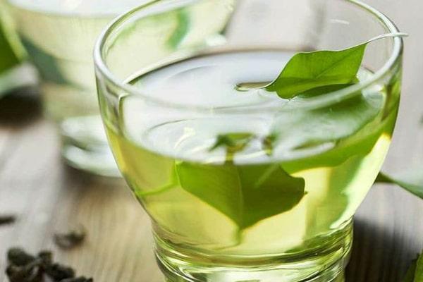 چای سبز یکی از نوشیدنی لاغری