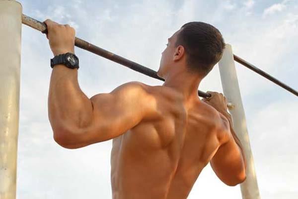 بارفیکس و افزایش وزن با ورزش