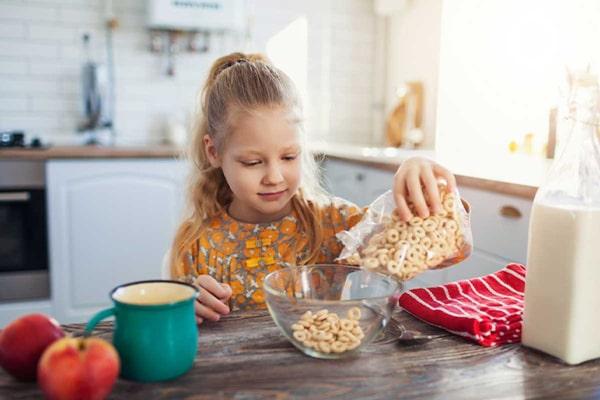 توجه به مواد غذایی قبل از خواب در رژیم افزایش وزن