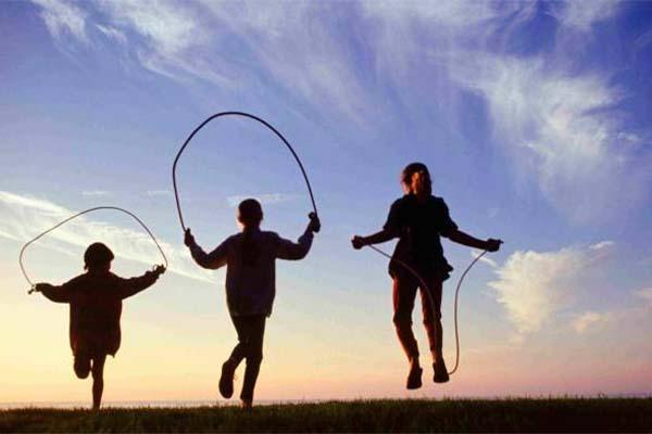 طناب زدن از بهترین ورزش برای لاغری