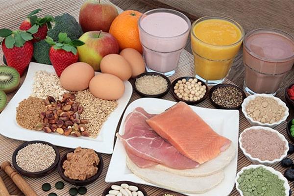 عوارض رژیم پروتئین