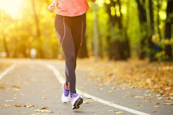 پیاده روی و افزایش وزن با ورزش