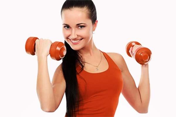 افزایش وزن با ورزش