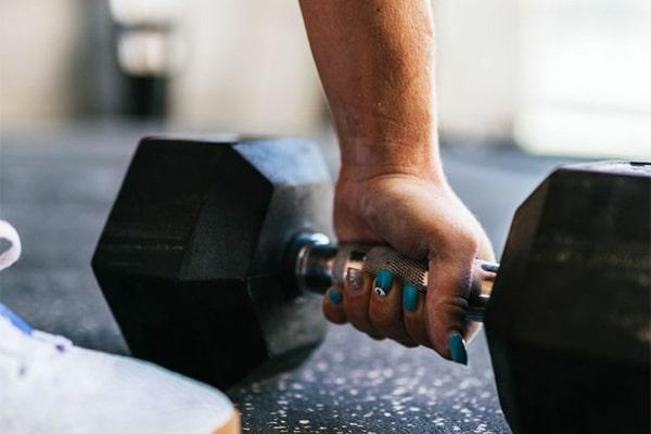 Weightlifting و ورزش در خانه
