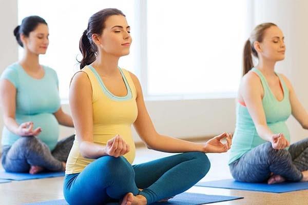 یوگا و افزایش وزن با ورزش