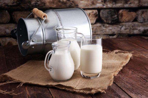 انواع رژیم شیر