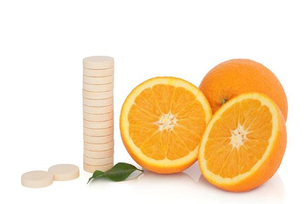 ویتامین سی برای جلوگیری از سرطان و سکته
