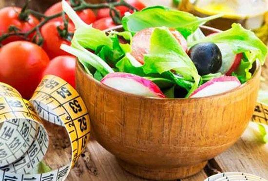 برنامه رژیم غذایی برای کاهش وزن